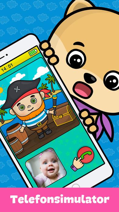 baby telefon kinderspiele spiele f r kinder app report on mobile action. Black Bedroom Furniture Sets. Home Design Ideas