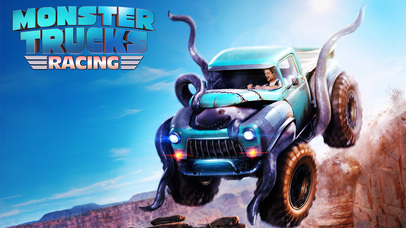 Monster Trucks Racing iOS Screenshots