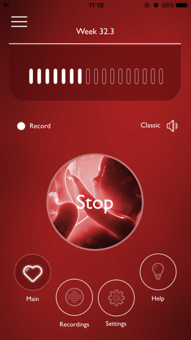 download My Baby's Beat - Prenatal Listener appstore review