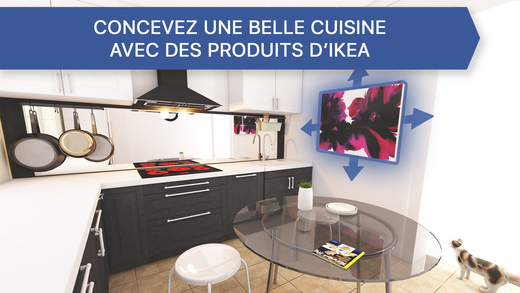 Crer sa cuisine poubelle coulissante creer sa cuisine for Application pour creer sa cuisine