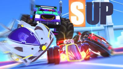 SUP Mehrspieler-Rennspiel iOS Screenshots