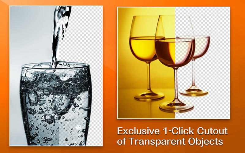 Super PhotoCut Pro:Transparent Wedding Gown Cutout Screenshots