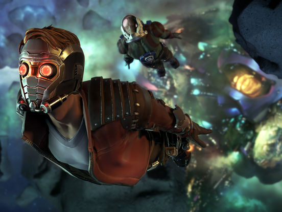 Screenshot 3 Guardians of the Galaxy TTG
