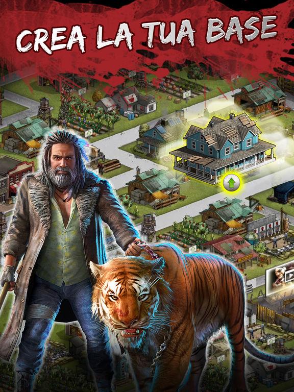 The Walking Dead: La Strada per la Sopravvivenza Screenshot