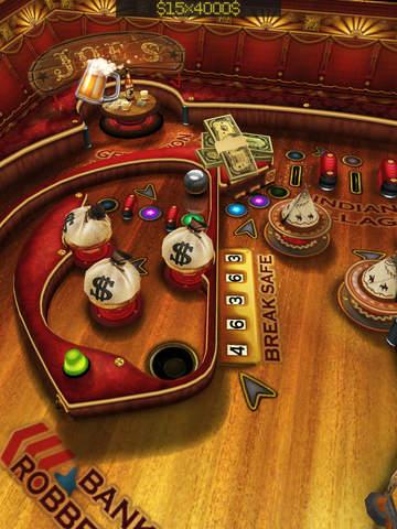 Wild West Pinball Screenshot
