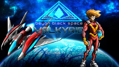 Beyond Black Space Valkyrie iOS Screenshots