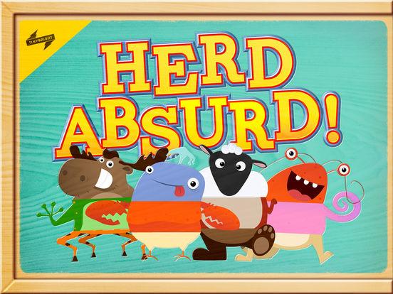 Herd Absurd! Mix, match & collect Screenshot