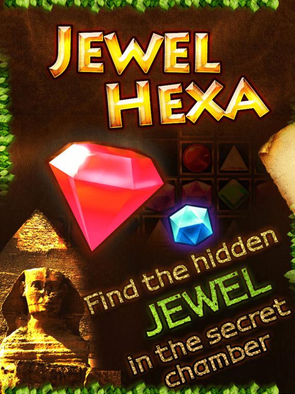 Jewel Hexa 2.0 Screenshot
