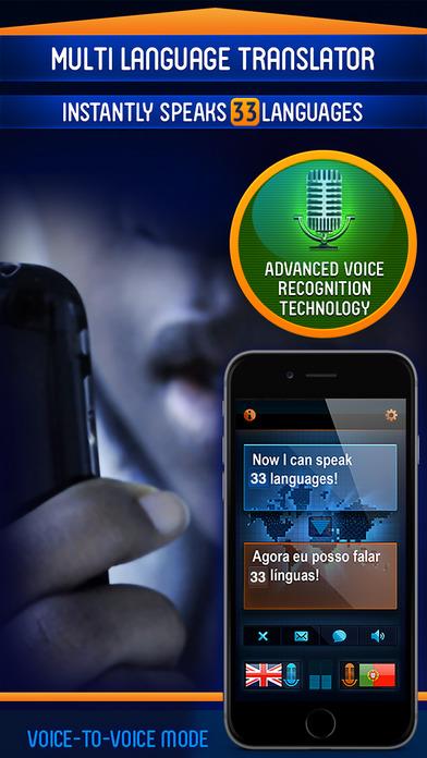 Screenshot Traduis Voix PRO- Traduction de la parole au texte