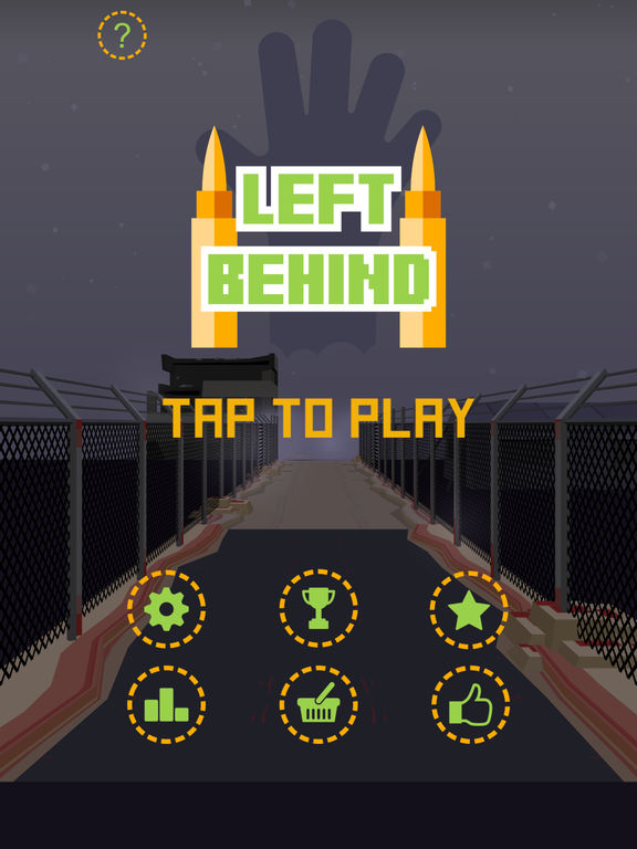 Screenshot 5 Left Behind Zombie Apocalypse