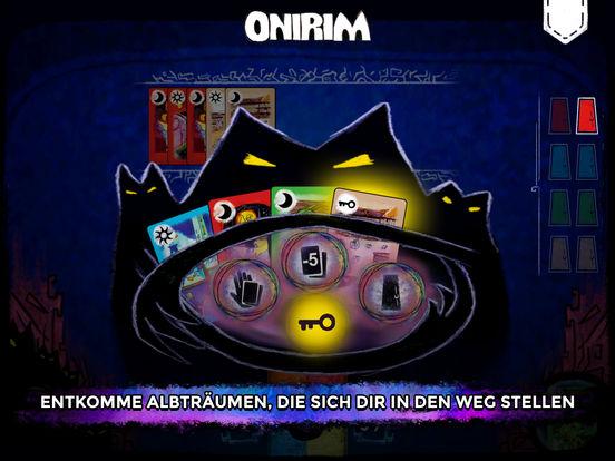Screenshot 1 Onirim – Solo-Kartenspiel