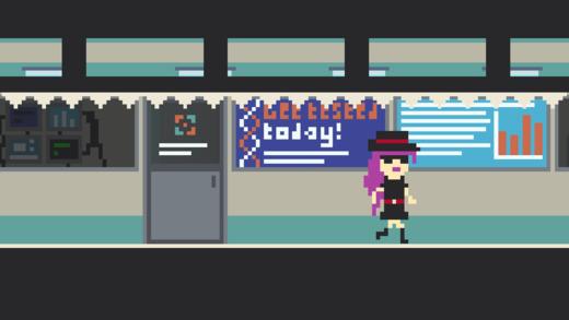Tap to Escape: A One Button Adventure Screenshots