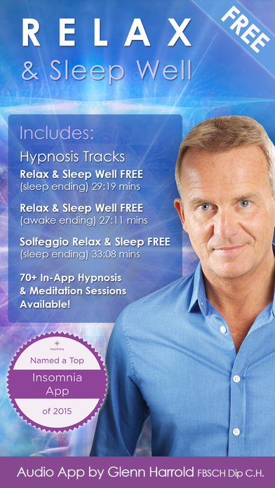 download Relax & Sleep Well by Glenn Harrold appstore review