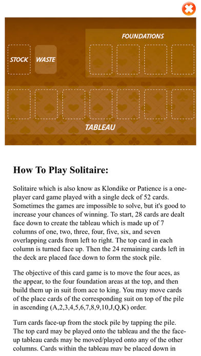 Solitaire Show Screenshots