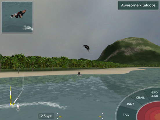 Screenshot 3 Kiteboard Hero