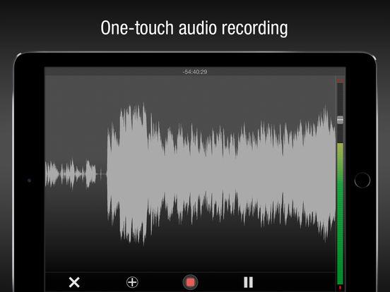 iRig Recorder Screenshot