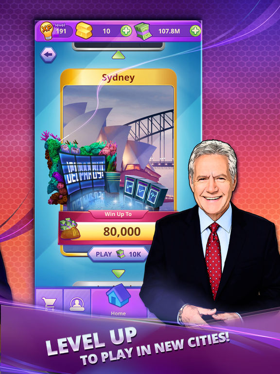 Screenshot 2 Jeopardy! World Tour