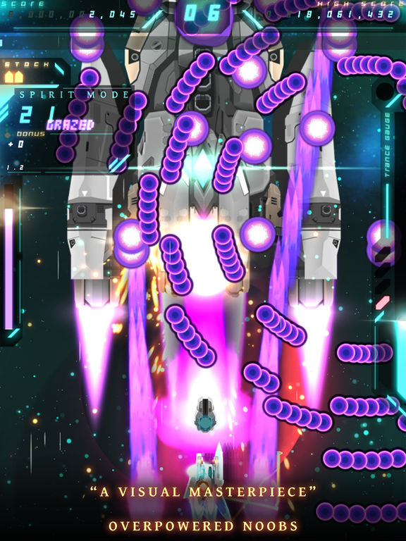 Screenshot 3 Danmaku Unlimited 3 - Bullet Hell Shooter
