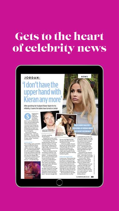 download Closer UK Magazine - celebrity & real life stories apps 0