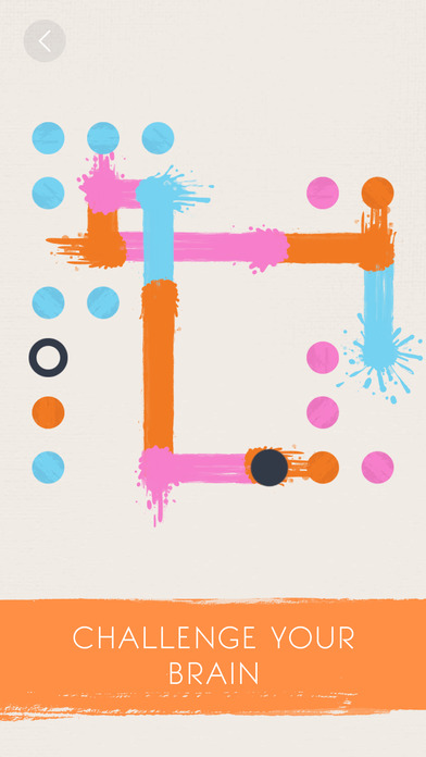 Screenshot 4 Splashy Dots