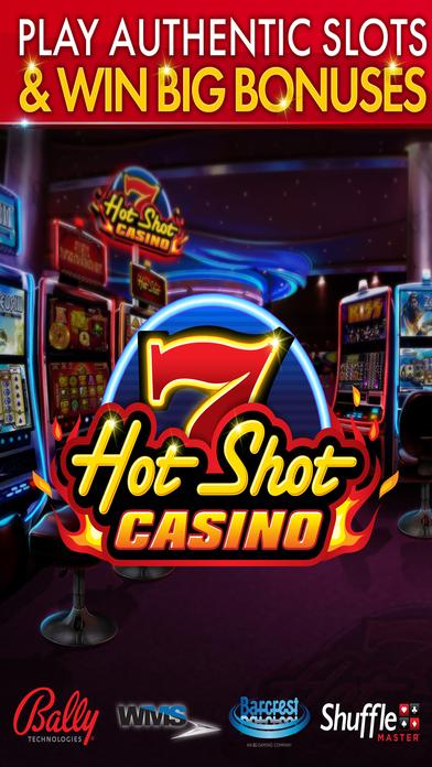 Free hot shot slots for ipad