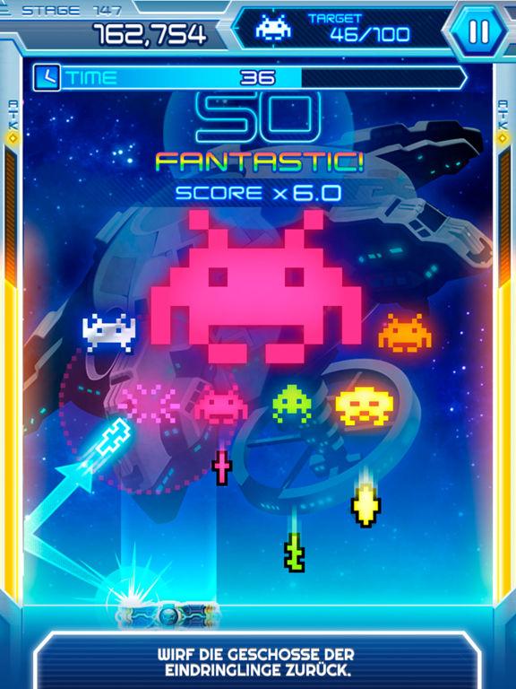 Screenshot 2 Arkanoid vs Space Invaders