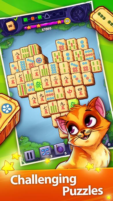 download Mahjong Treasure Quest appstore review