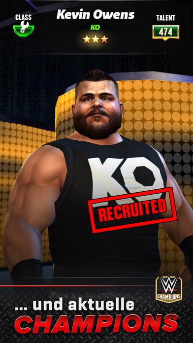 WWE Champions Kampf - RPG Screenshot