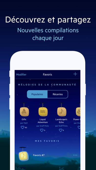 Relax melodies bien dormir sommeil zen yoga dans l app store - Application pour bien dormir ...