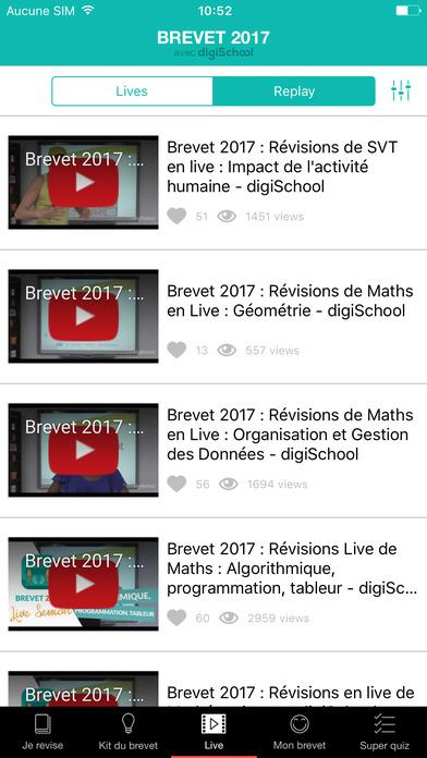 download Brevet 2017 avec digiSchool apps 4