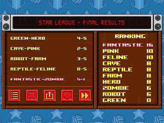 Screenshot 3 Pixel Volley