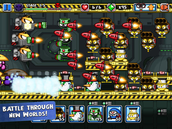 Screenshot 3 Tiny Defense 2