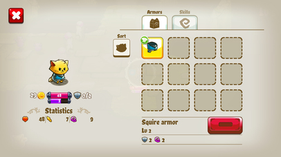 Screenshot 5 Cat Quest