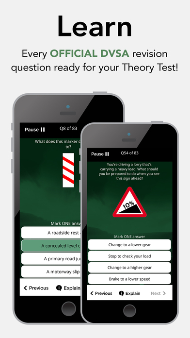 download LGV & PCV Theory Test 2017 - UK Edition appstore review