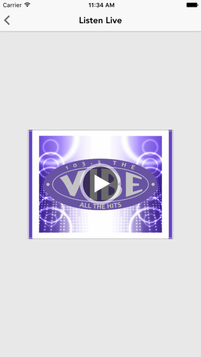 download WVYB 103.3 The Vibe apps 1