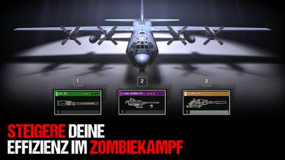 Zombie Gunship Survival iOS Screenshots