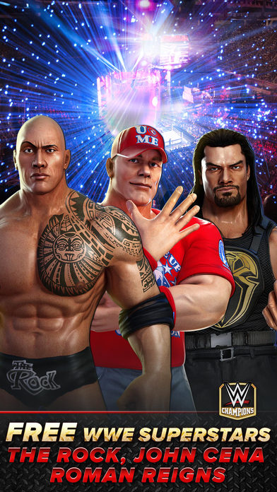 download WWE Champions - Fighting RPG appstore review