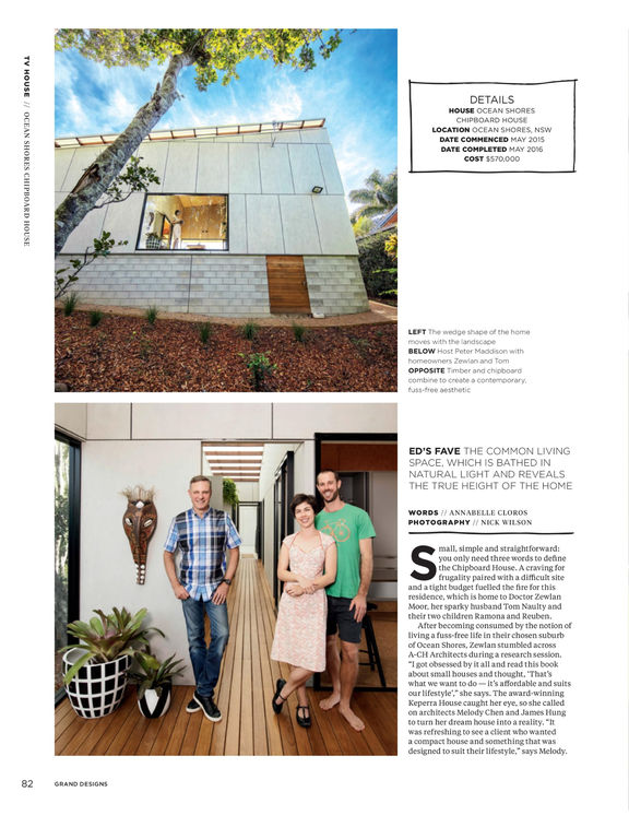 Grand designs australia magazine inspiring you to create Build your dream house app