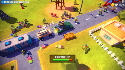 Dead Venture iOS Screenshots