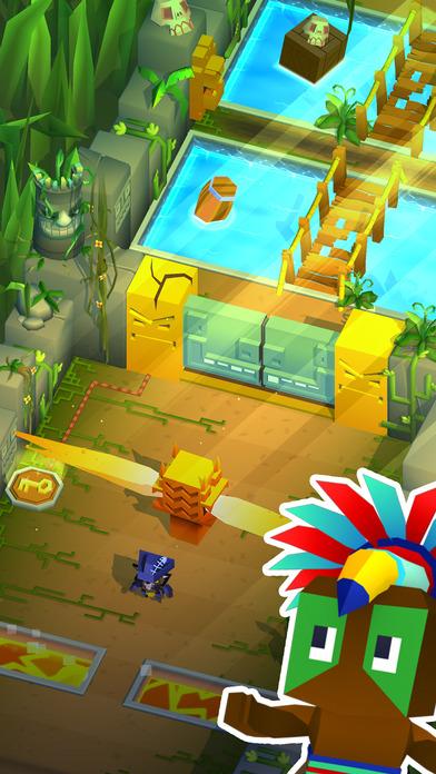 Screenshot 3 Blocky Pirates