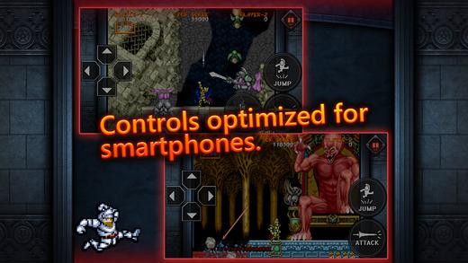 Ghouls'n Ghosts MOBILE Screenshots