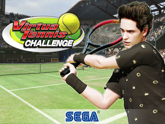 Screenshot 1 Virtua Tennis Challenge
