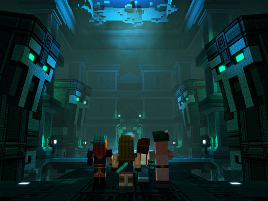 Screenshot 4 Minecraft: Story Mode - Season Two