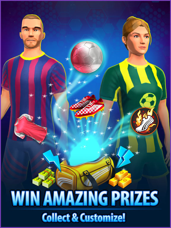 Screenshot 4 Soccer! Hero