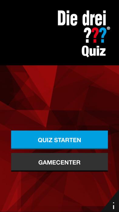 Die drei ??? – Quiz Screenshots