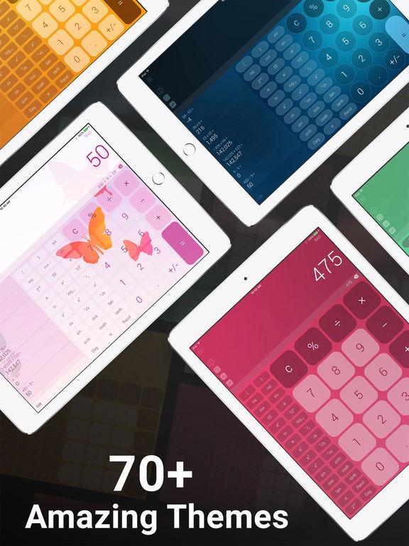 The Calculator Screenshots