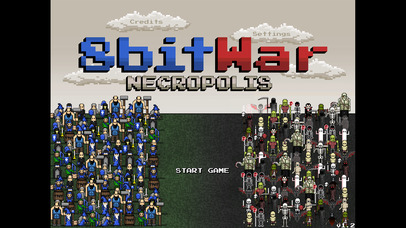 Screenshot 8bitWar: Necropolis