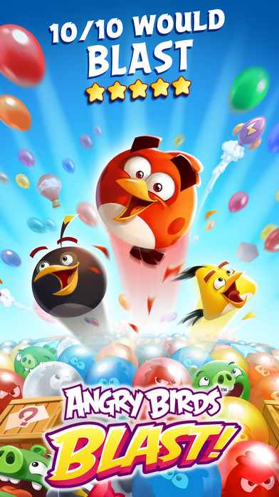 download Angry Birds Blast appstore review