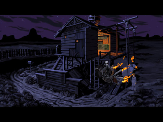 Screenshot 3 Full Throttle Remastered