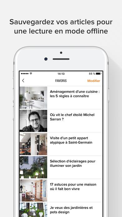C t maison d co travaux et jardin on the app store for Application construction maison ipad
